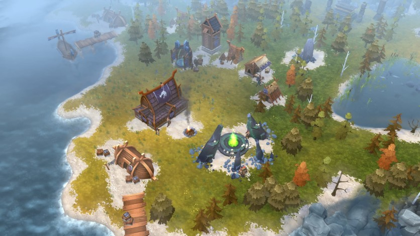 Screenshot 8 - Northgard - Nidhogg, Clan of the Dragon