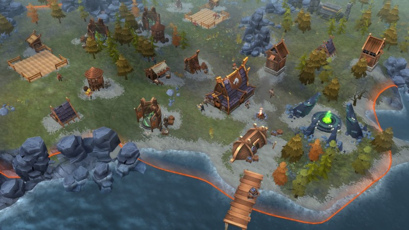 Screenshot 7 - Northgard - Nidhogg, Clan of the Dragon