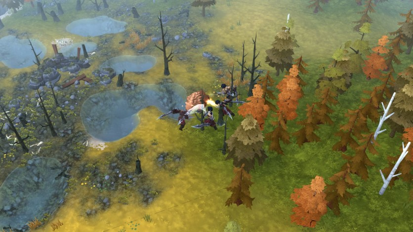 Screenshot 3 - Northgard - Nidhogg, Clan of the Dragon