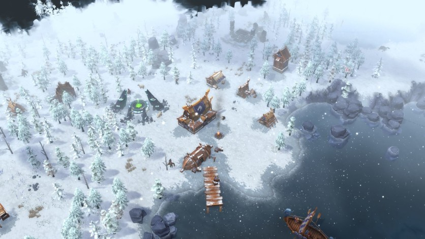 Screenshot 5 - Northgard - Nidhogg, Clan of the Dragon