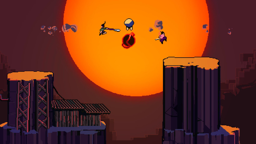 Screenshot 2 - Roof Rage