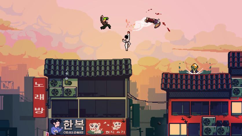 Screenshot 5 - Roof Rage