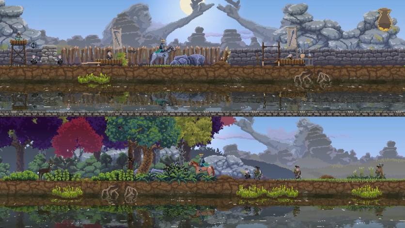 Screenshot 3 - Kingdom Two Crowns