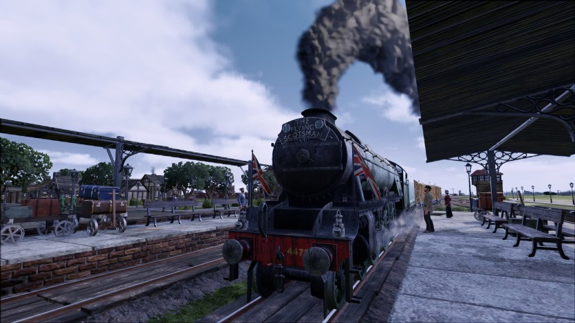 Screenshot 3 - Railway Empire: Great Britain & Ireland