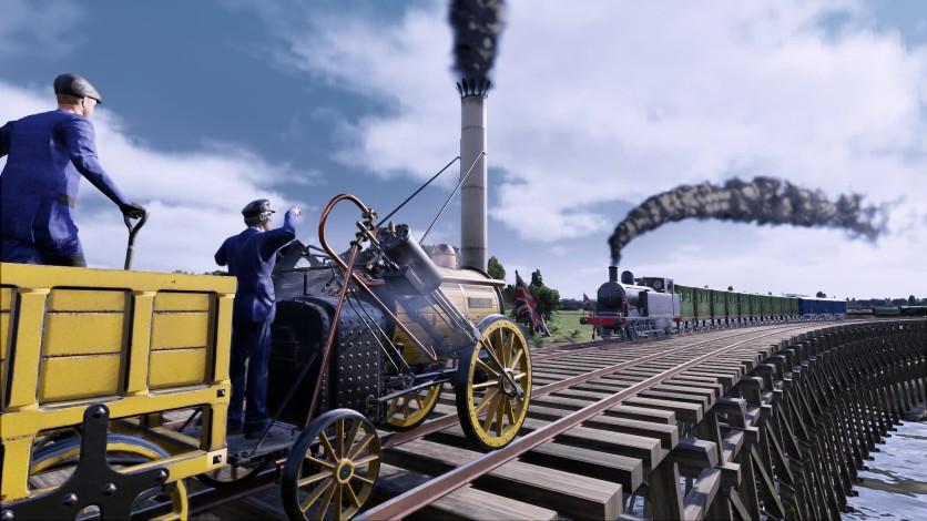 Screenshot 9 - Railway Empire - Great Britain & Ireland