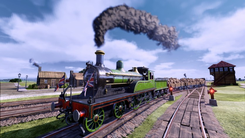 Screenshot 7 - Railway Empire: Great Britain & Ireland