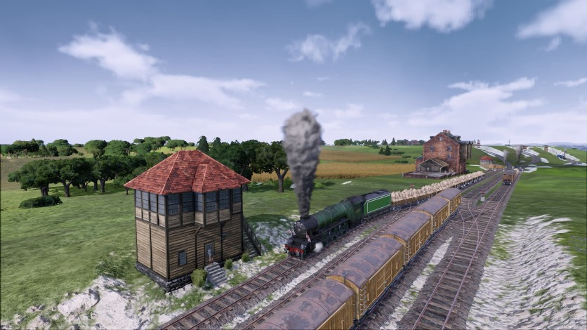 Screenshot 5 - Railway Empire: Great Britain & Ireland
