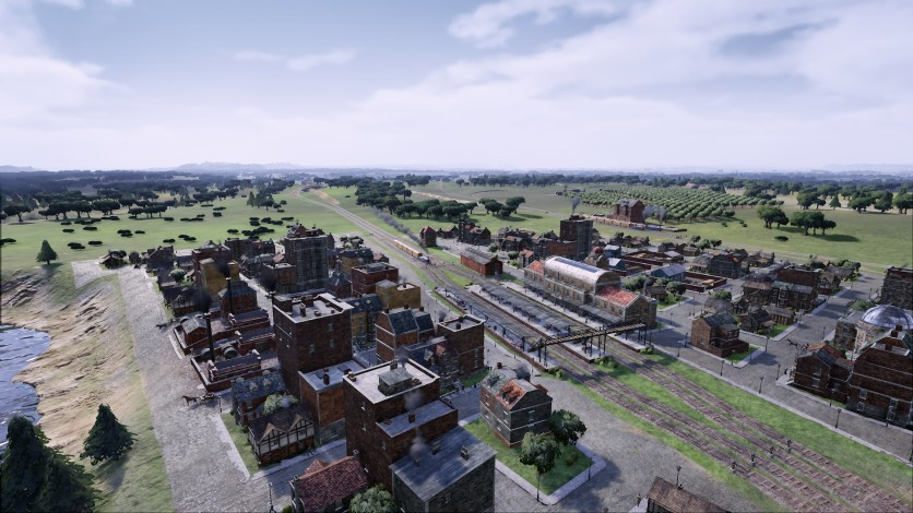 Screenshot 4 - Railway Empire: Great Britain & Ireland