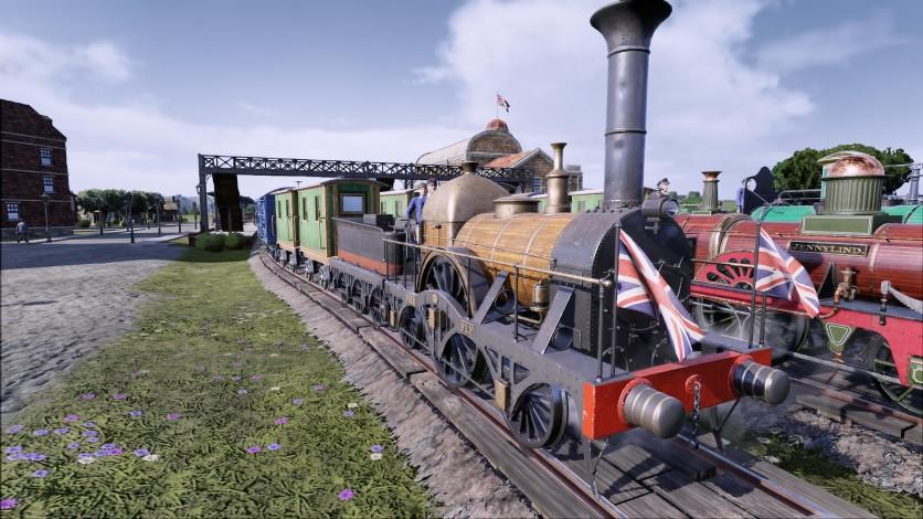 Screenshot 2 - Railway Empire - Great Britain & Ireland