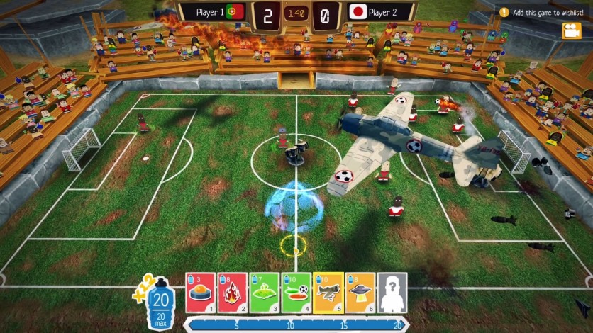 Screenshot 6 - Crazy Soccer: Football Stars