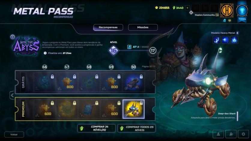 Screenshot 2 - Metal Pass Premium Season 2