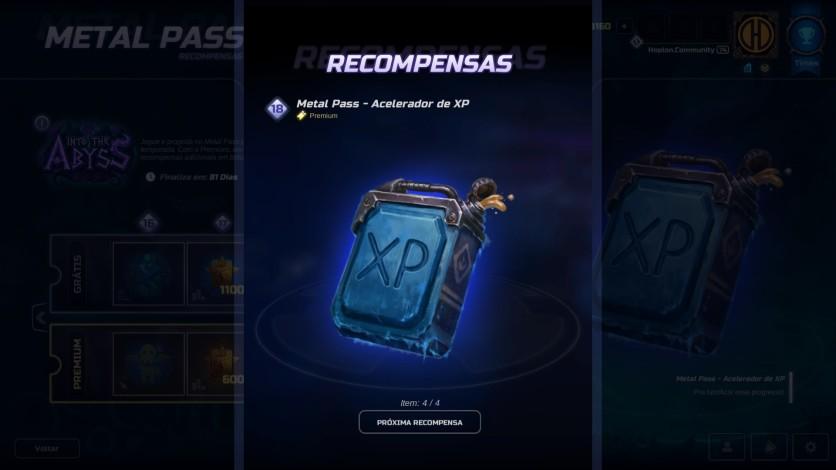 Screenshot 10 - Metal Pass Premium Season 2