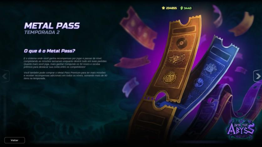 Screenshot 3 - Metal Pass Premium Season 2