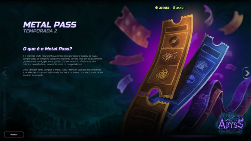 Screenshot 3 - Metal Pass Premium Season 2 + 20 Levels