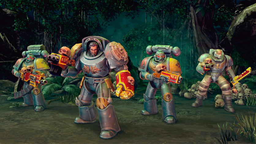 Screenshot 8 - Warhammer 40.000: Space Wolf - Fall of Kanak