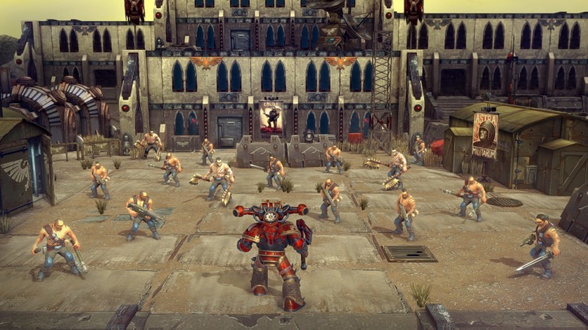 Screenshot 5 - Warhammer 40.000: Space Wolf - Fall of Kanak