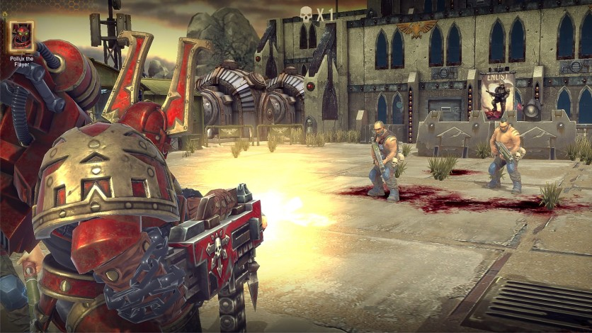 Screenshot 6 - Warhammer 40.000: Space Wolf - Fall of Kanak