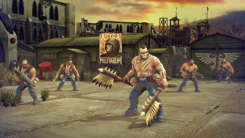 Screenshot 3 - Warhammer 40.000: Space Wolf - Fall of Kanak