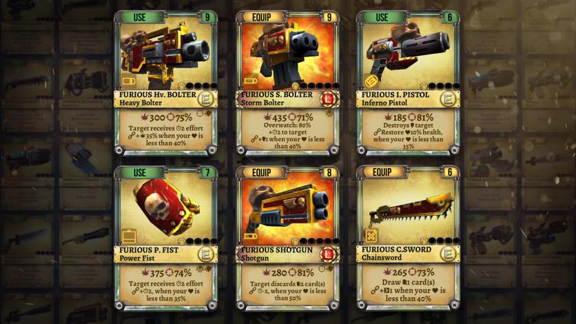 Screenshot 7 - Warhammer 40.000: Space Wolf - Fall of Kanak