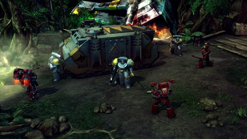 Screenshot 3 - Warhammer 40,000: Space Wolf - Saga of the Great Awakening
