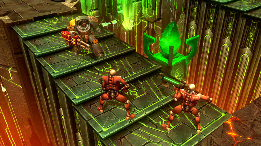 Screenshot 4 - Warhammer 40,000: Space Wolf - Saga of the Great Awakening