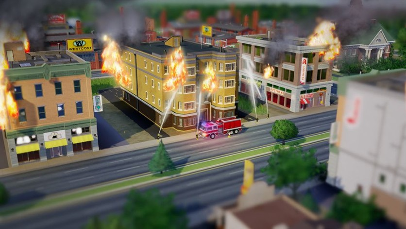 Screenshot 7 - SimCity