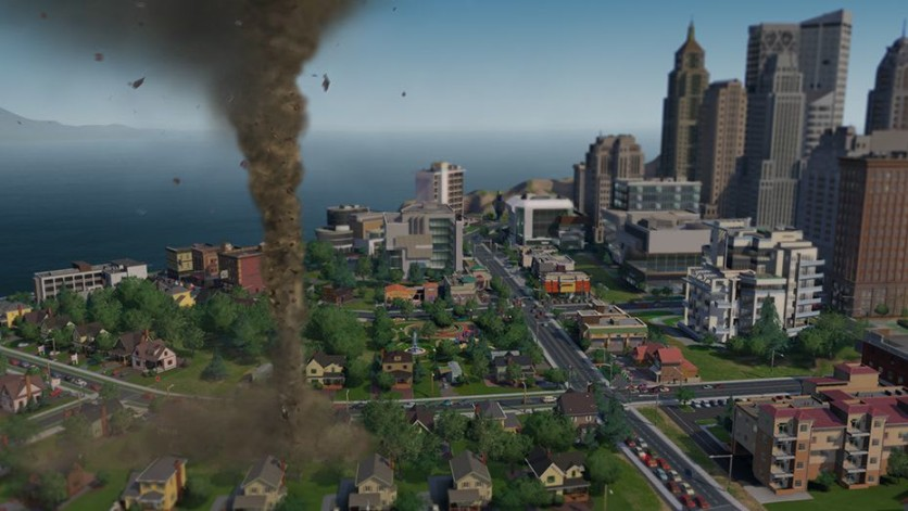 Screenshot 6 - SimCity