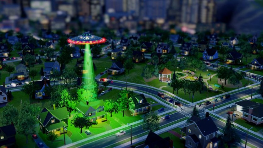 Screenshot 5 - SimCity