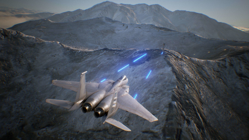 Screenshot 3 - ACE COMBAT 7: SKIES UNKNOWN - Deluxe Edition