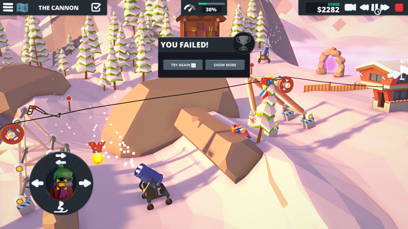 Screenshot 10 - When Ski Lifts Go Wrong