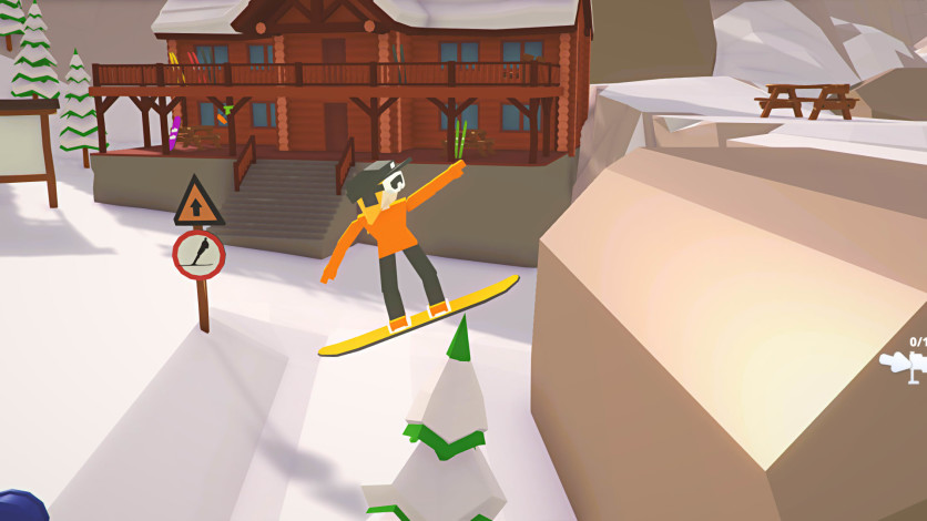 Screenshot 6 - When Ski Lifts Go Wrong