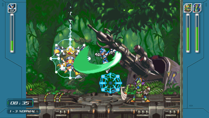 Screenshot 7 - Mega Man X Legacy Collection 2