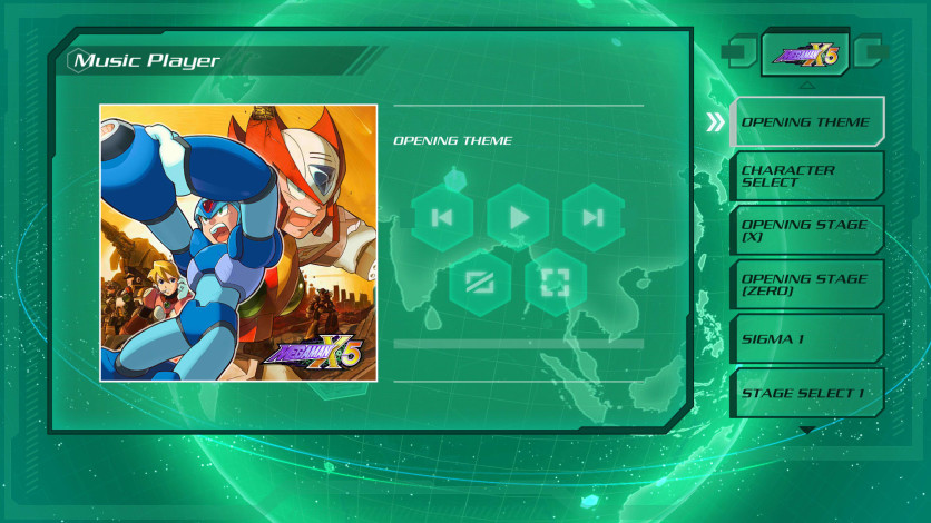 Screenshot 6 - Mega Man X Legacy Collection 2