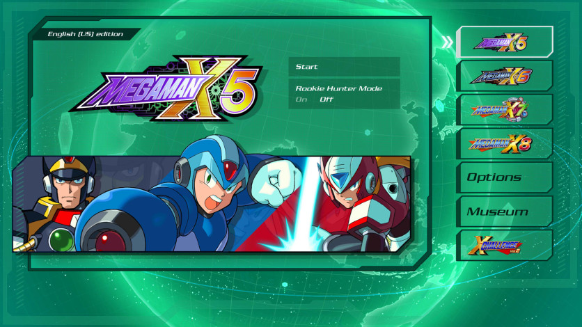 Screenshot 2 - Mega Man X Legacy Collection 2