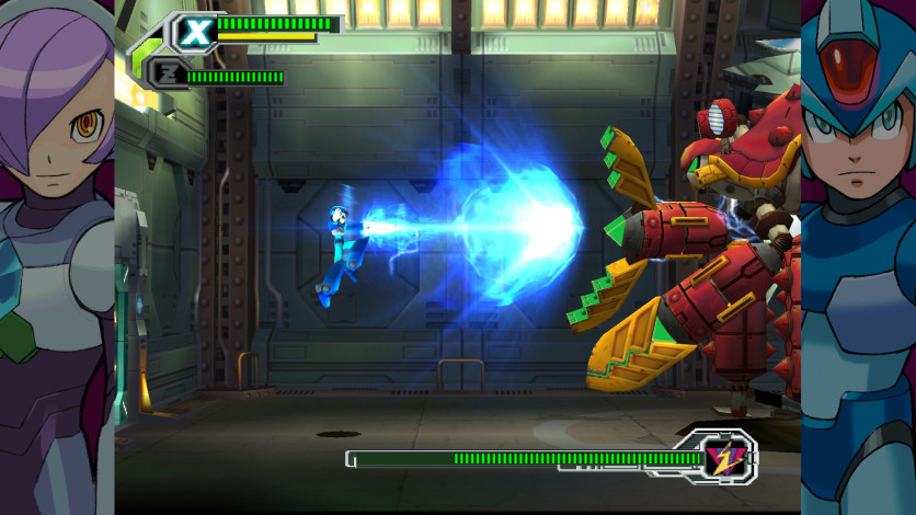 Screenshot 4 - Mega Man X Legacy Collection 2