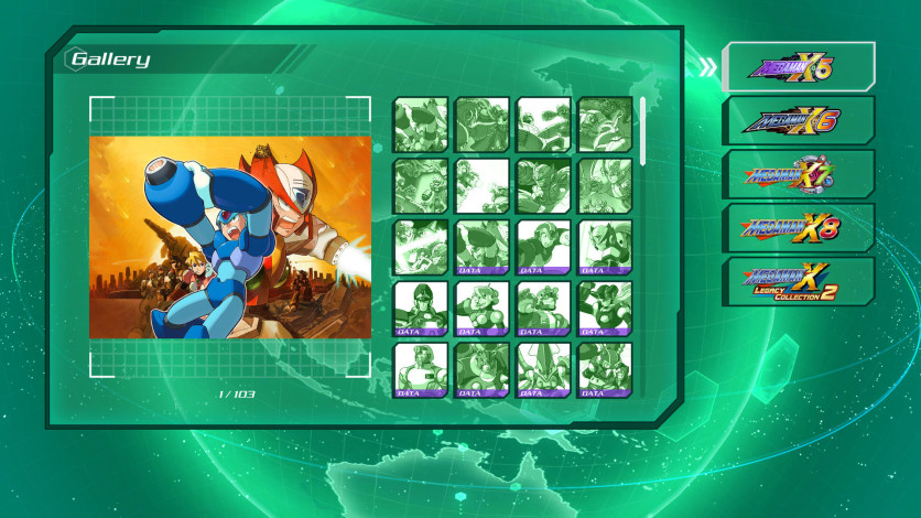 Screenshot 5 - Mega Man X Legacy Collection 2