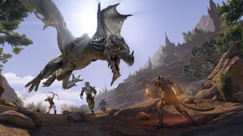 Screenshot 7 - The Elder Scrolls Online: Elsweyr Digital Upgrade