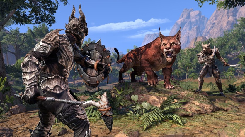 Screenshot 8 - The Elder Scrolls Online: Elsweyr Digital Upgrade