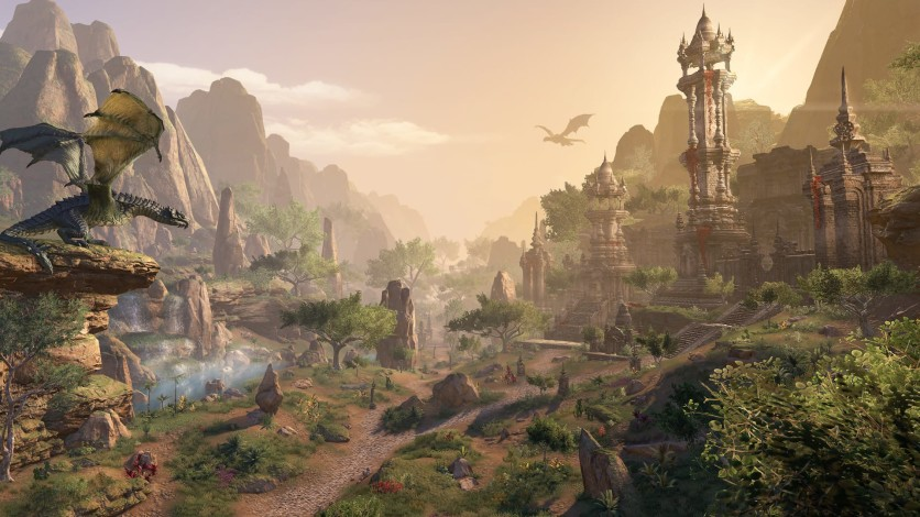 Screenshot 3 - The Elder Scrolls Online: Elsweyr Digital Upgrade
