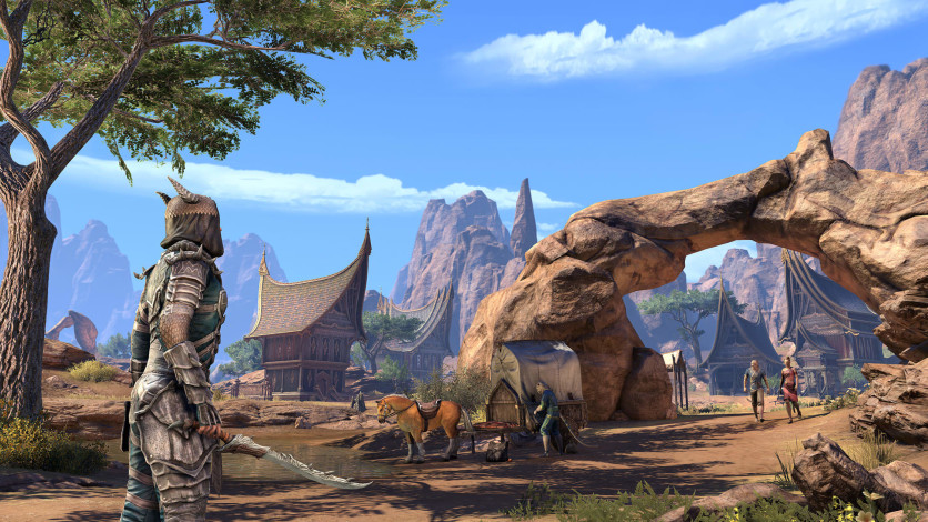 Screenshot 5 - The Elder Scrolls Online: Elsweyr Digital Upgrade