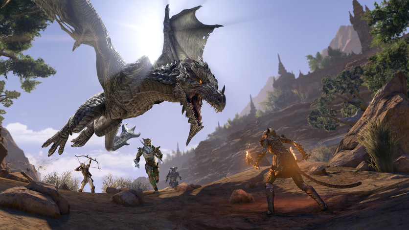 Screenshot 6 - The Elder Scrolls Online: Elsweyr Digital Collector's Edition Upgrade