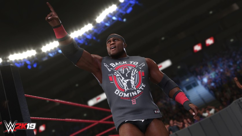 Screenshot 2 - WWE 2K19 - Titans Pack