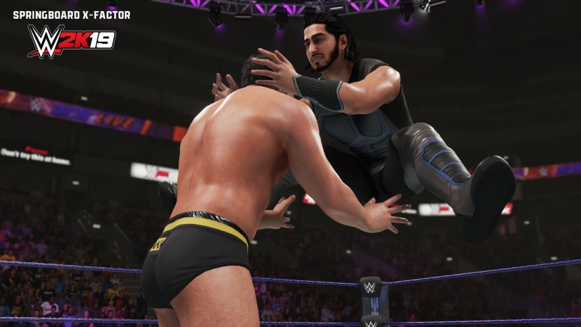 Screenshot 4 - WWE 2K19 - New Moves