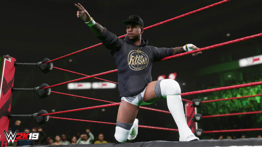 Screenshot 3 - WWE 2K19 - Rising Stars