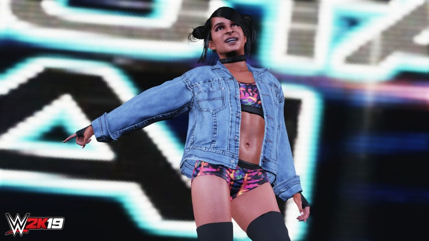 Screenshot 4 - WWE 2K19 - Rising Stars
