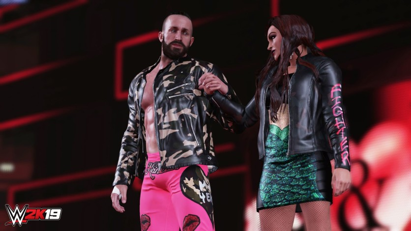 Screenshot 6 - WWE 2K19 - Rising Stars