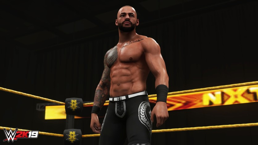 Screenshot 1 - WWE 2K19 - Rising Stars