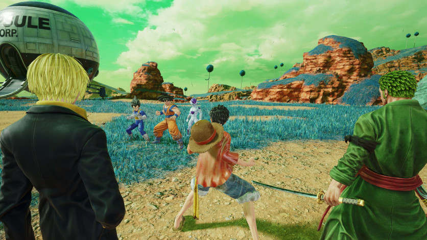 Screenshot 10 - JUMP FORCE - Standard Edition