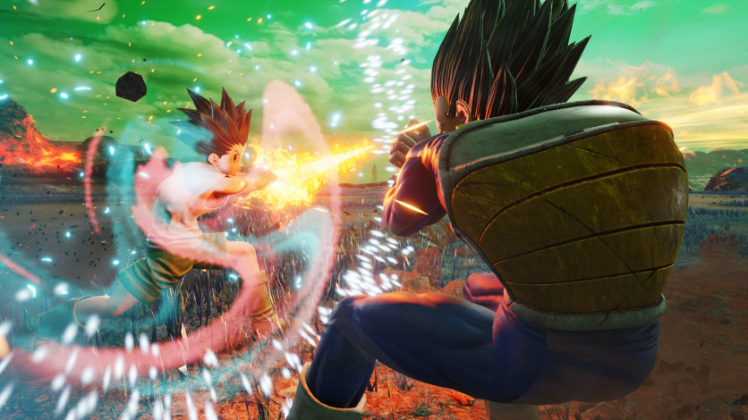 Screenshot 2 - JUMP FORCE - Ultimate Edition