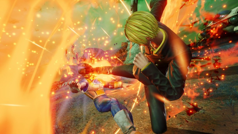 Screenshot 3 - JUMP FORCE - Ultimate Edition